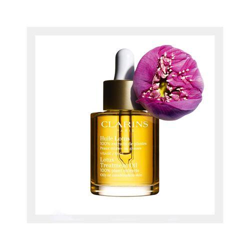 Lotus Treatment Oil – Combination to oily skin