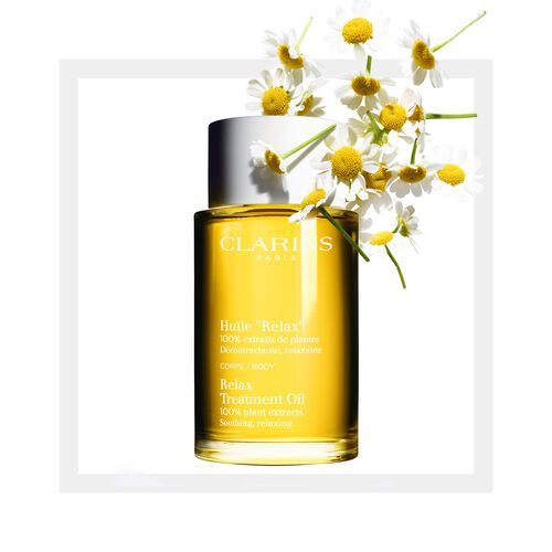Relax Treatment Oil - Soothing/Relaxing