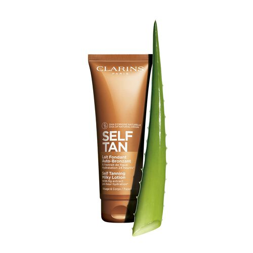 Self-Tanning Milky Lotion Retail 125ml 21