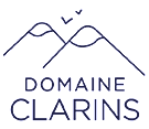 Logotyp för Domaine Clarins