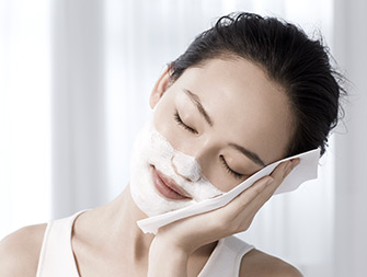 How to apply V-Facial Intensive Wrap