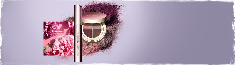 Makeup gjord för huden